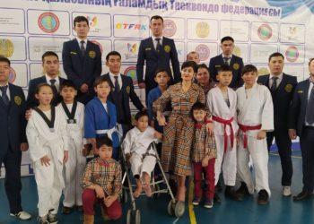 В Шымкенте на спонсорские деньги открыли центр спорта для инвалидов 3