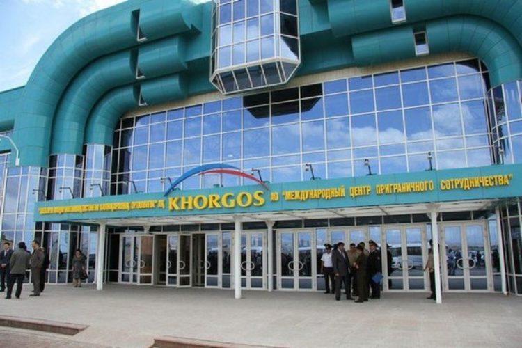 Хоргос временно закроют для казахстанской стороны