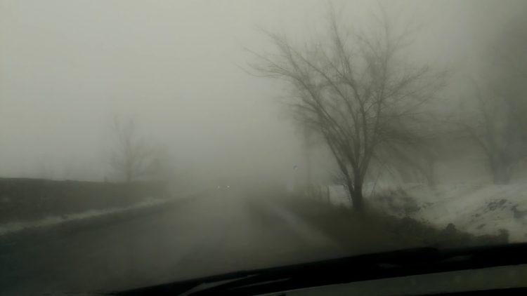 Туман и метели ожидаются на большей части Казахстана 14 января