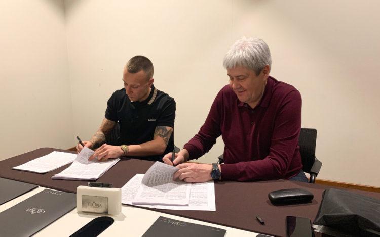 ФК «Кайрат» объявил о контракте с участником чемпионата мира по футболу