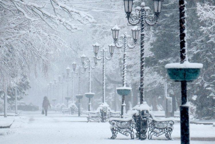 Неустойчивая погода сохранится на большей части Казахстана 8 января
