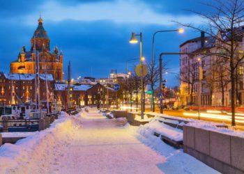 Благодаря ограничению 30 км/ч в Хельсинки за год не погиб ни один пешеход 1