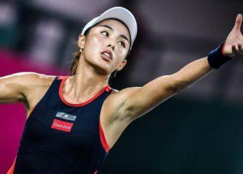 Лидер женской сборной Китая по теннису Ван Цян не приедет в Казахстан