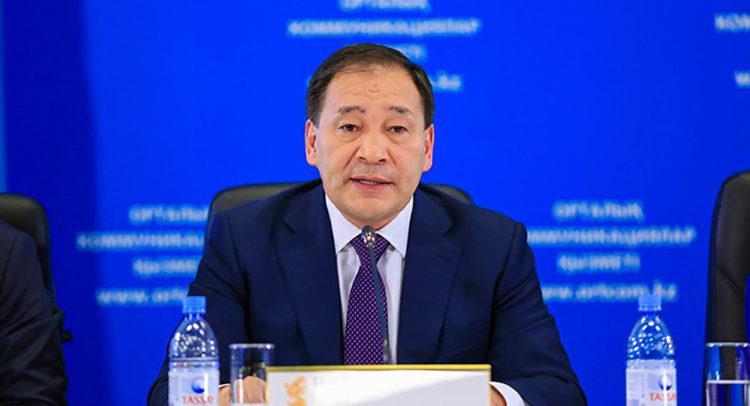 Вице-премьером РК назначен Ералы Тугжанов 1