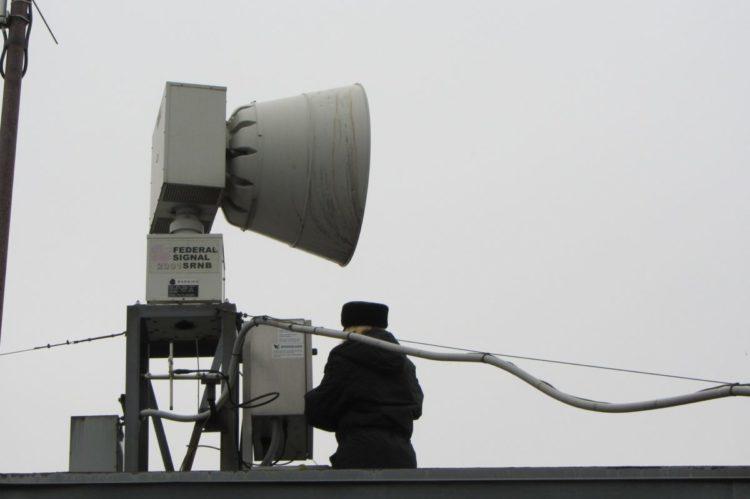 25 февраля в Караганде включат все звуковые сирены