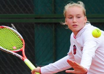 Казахстанка Елена Рыбакина обыграла третью ракетку мира