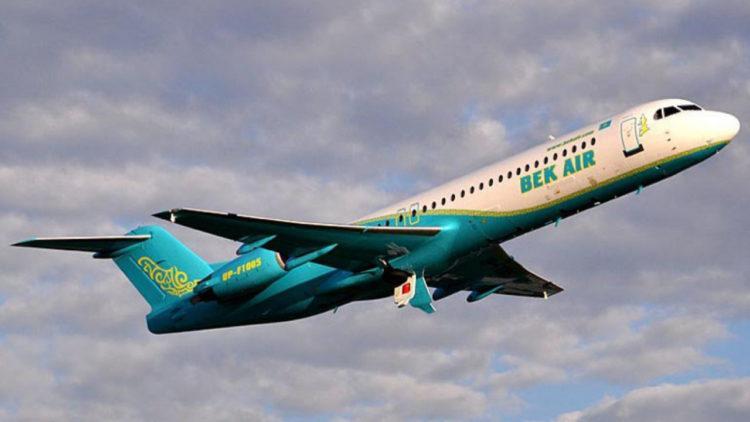 Bek Air заявила о выполнении страховых обязательств перед пассажирами рухнувшего самолета