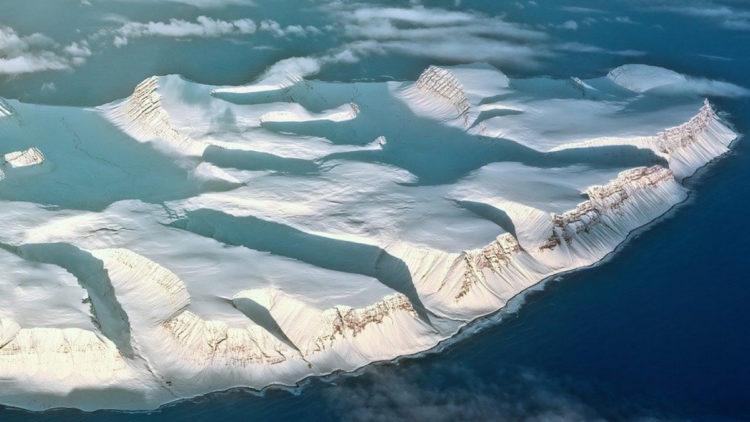 В Антарктиде зафиксировали температурный рекорд 1