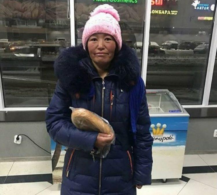 Карагандинскую попрошайку 15 лет ищет родня в Кыргызстане