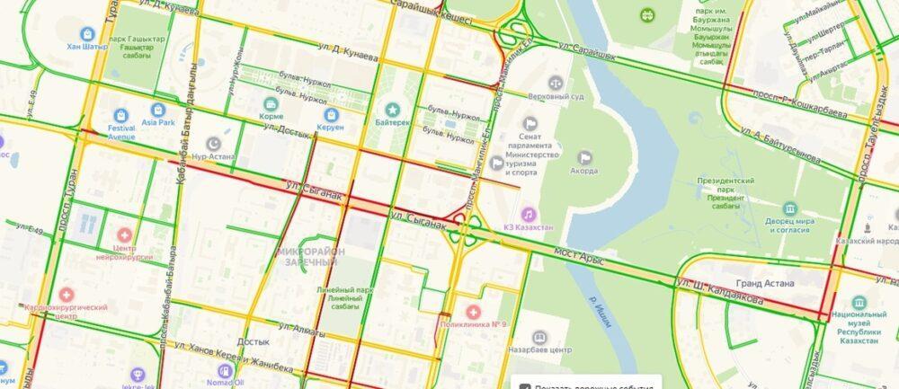 Почему Нур-Султану не нужны транспортные развязки, рассказал эксперт 7