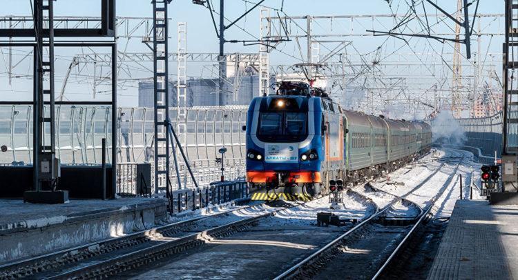 Отменили отправление поезда № 51 «Тулпар-Тальго» из Алматы в Уральск