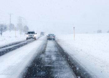 Из-за сильной метели закрыты трассы в Нур-Султане и шести областях Казахстана