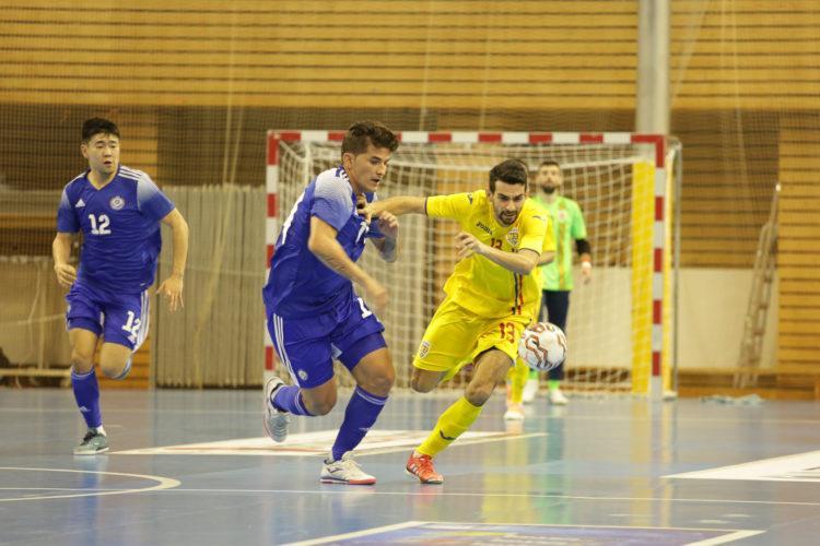 Сборная Казахстана по футзалу проиграла в элитном раунде отбора на ЧМ-2020