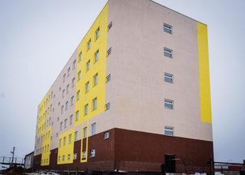 Общежитие построили для работников нового рынка в Нур-Султане