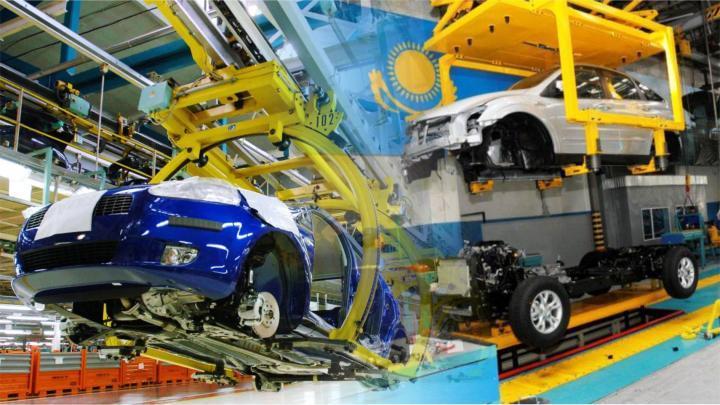 Экспорт казахстанских авто увеличился в 10 раз 1