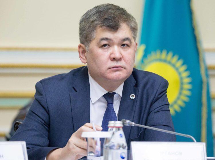 Биртанов заявил о снижении темпов распространения коронавируса в Казахстане 1