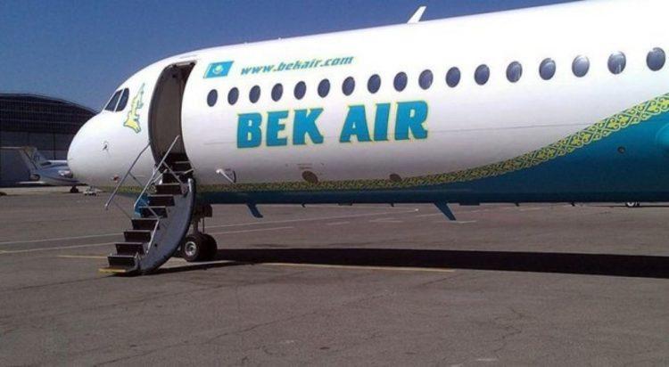 """Дешевле """"Мерседеса"""" – Питер Гриффитс о самолетах Bek Air"""