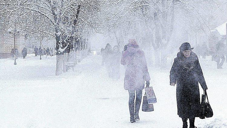 Осадки, метель и гололед – прогноз погоды по Казахстану на 4 февраля