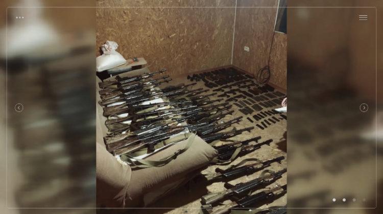 Что стало причиной похищения оружия из воинской части. Факты 1