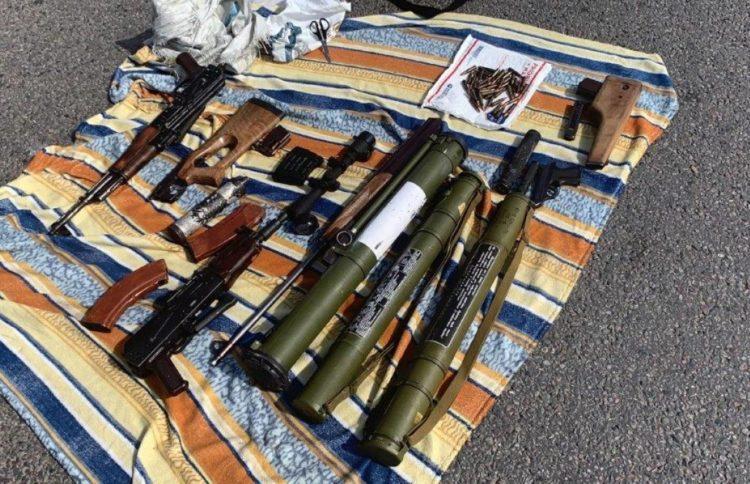 КНБ прикрыл канал незаконной торговли оружием 1