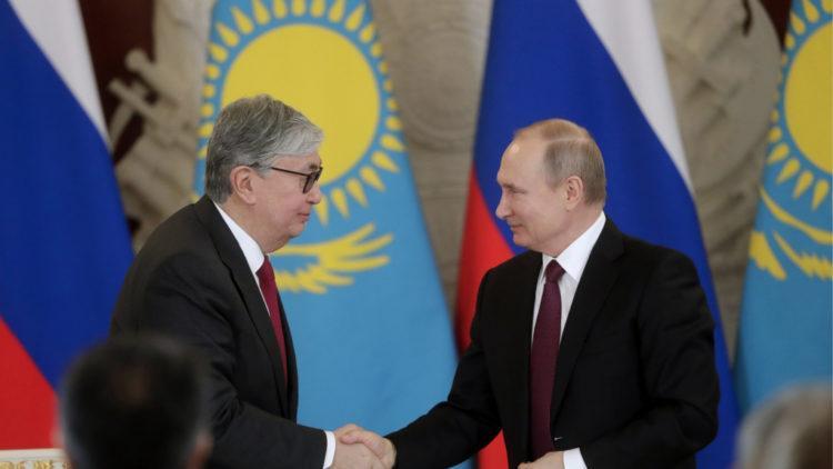 Токаев пригласил Путина в Кокшетау 1