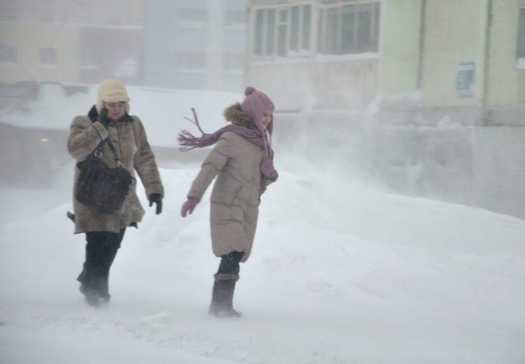 Усиление ветра ожидается на большей части Казахстана 17 февраля
