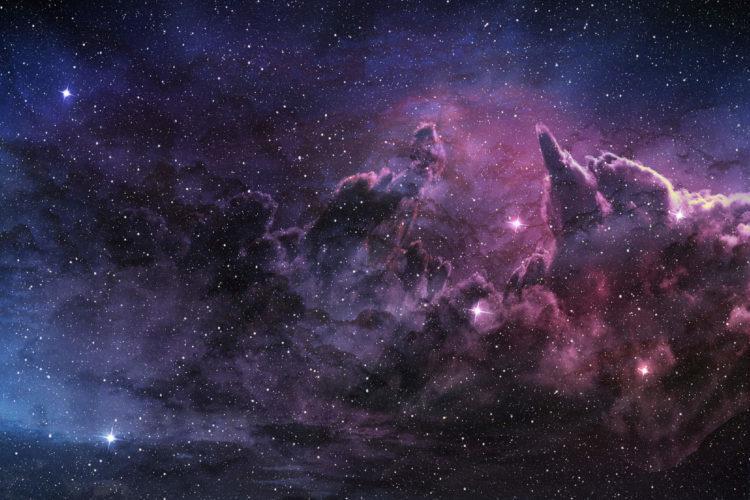 Астрономы обнаружили гигантскую мертвую галактику 1
