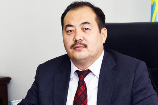 Назначен аким Кордайского района Жамбылской области 1