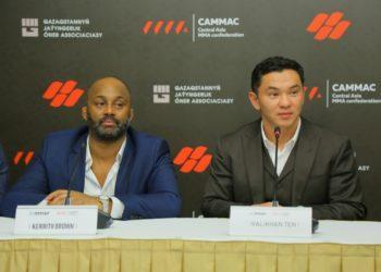 Чемпионат Азии по ММА впервые пройдет в Казахстане