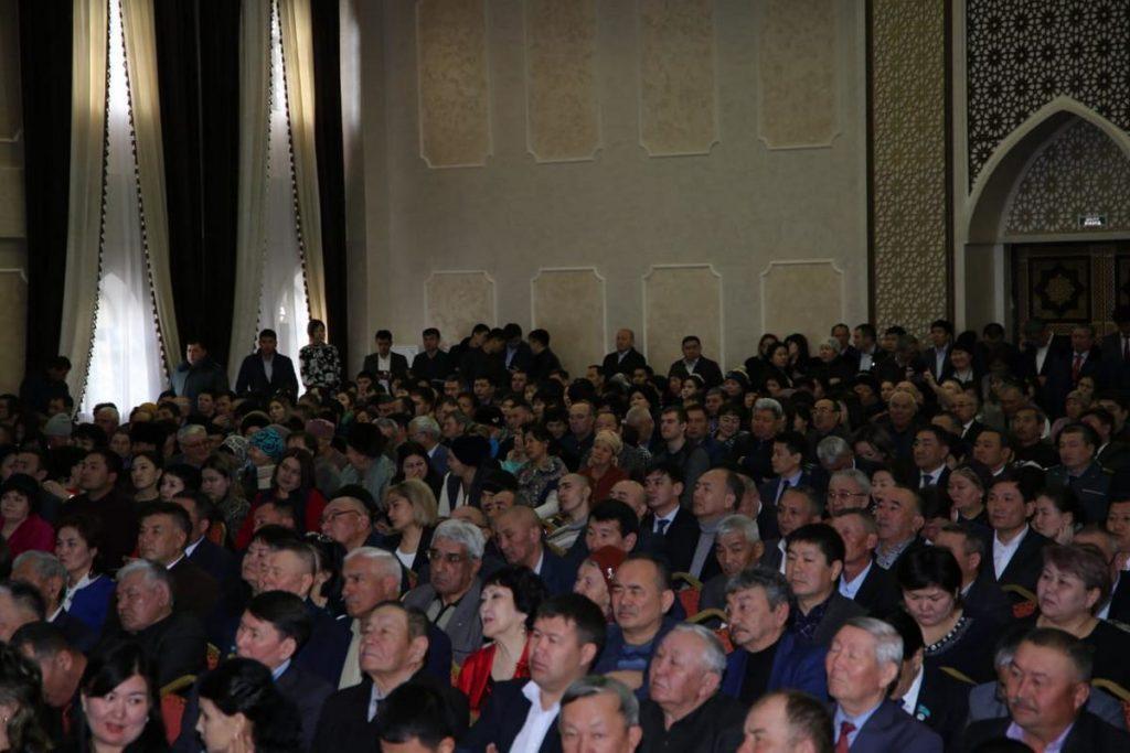 Бердибек Сапарбаев сделал заявление по поводу дорог Жамбылской области 1