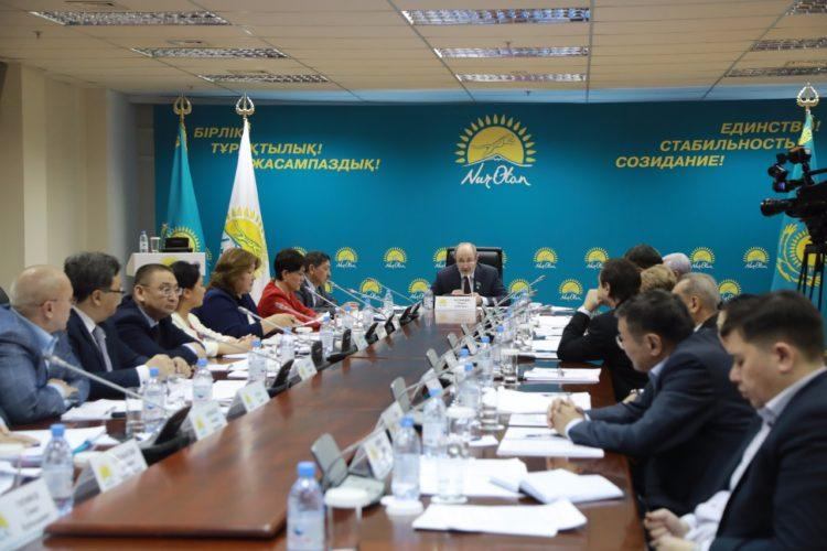 «Nur Otan»: «Большинство станций и вокзалов Казахстана не адаптированы для лиц с особыми потребностями» 1