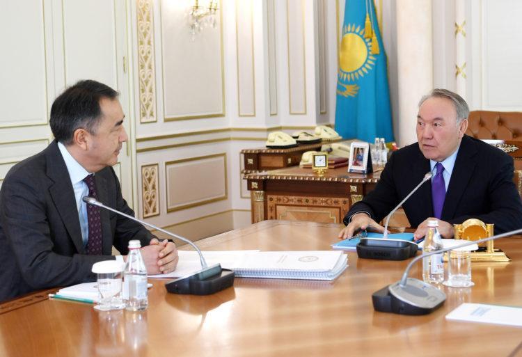 В Алматы множество проблем - Назарбаев 1