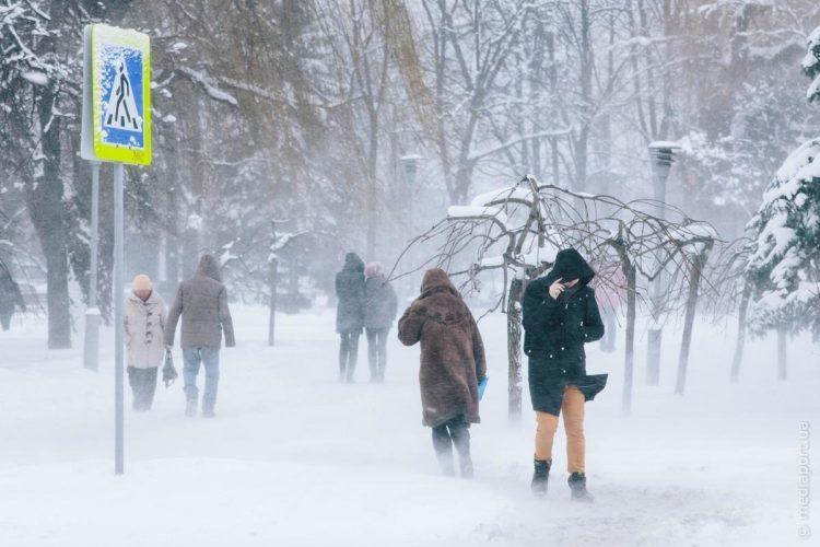 Метель ожидается в отдельных регионах Казахстана 3 марта