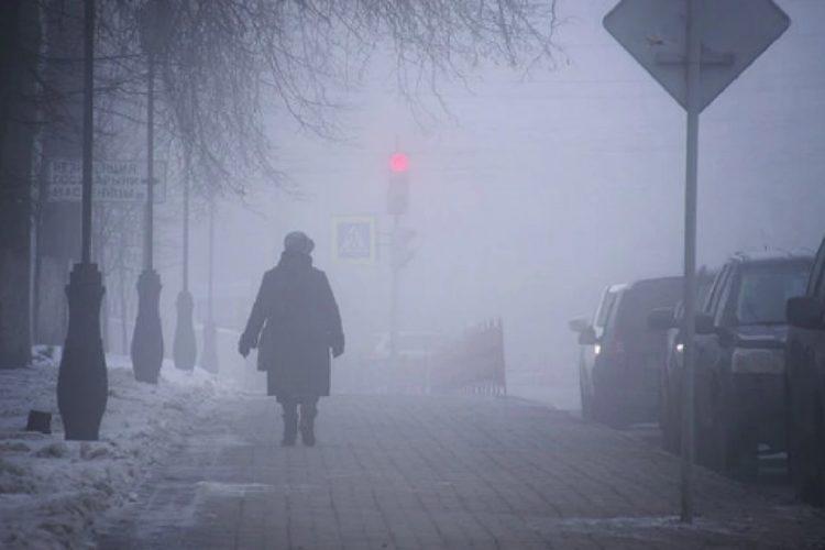 Ветер, туман, гололед – прогноз погоды по Казахстану на 19 марта