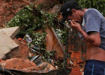Более двадцати людей погибли из-за дождя в Бразилии 2