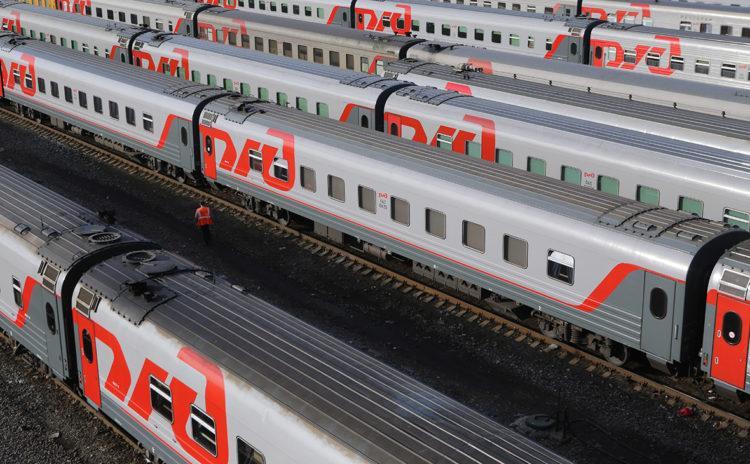 Россия приостановила железнодорожное сообщение с Казахстаном