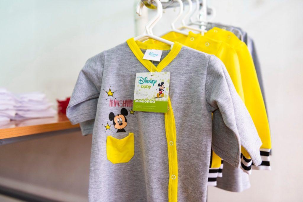 Казахстанский бренд Mimioriki и Disney запускают совместную линию детской одежды 2