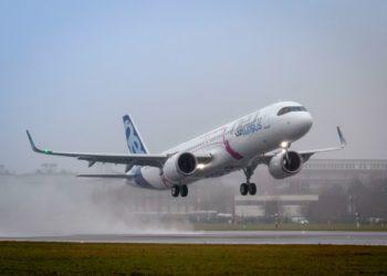 Авиапарк компании «Air Astana» пополняет новыми лайнерами Airbus