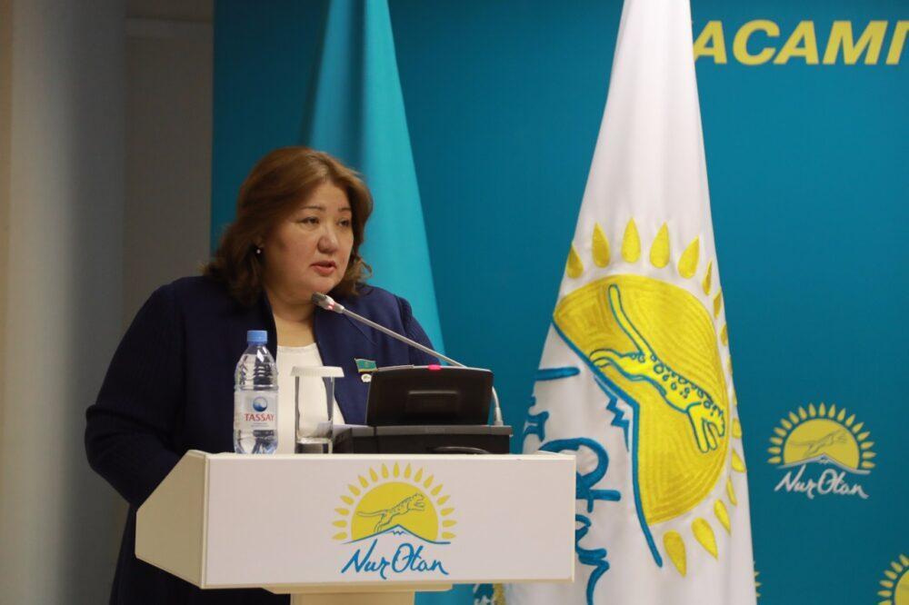 «Nur Otan»: «Большинство станций и вокзалов Казахстана не адаптированы для лиц с особыми потребностями»