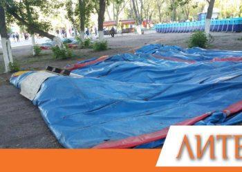 Гибель ребенка в парке Караганды: экс-пожарный с женой не добились оправдания