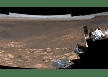 В NASA показали, как выглядит самая подробная панорама Марса