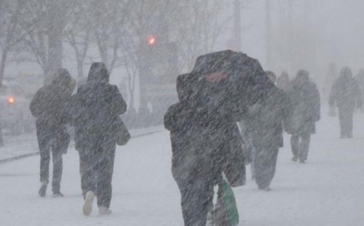 Ветер, туман, гололед – прогноз погоды по Казахстану на 7 марта