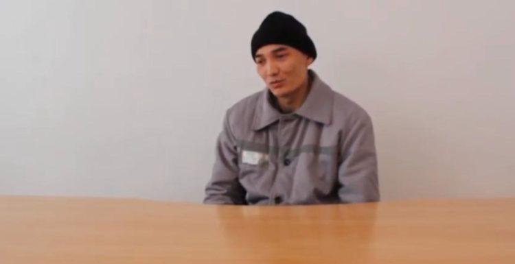 Казахстанец записал видеообращение к матери из колонии