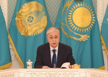 Токаев выйдет в эфир с обращением в 14:00 1
