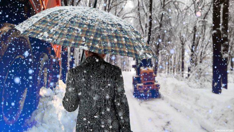 Осадки ожидаются на большей части Казахстана 17 марта