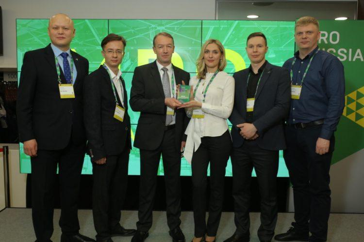 Награждение Air Astana