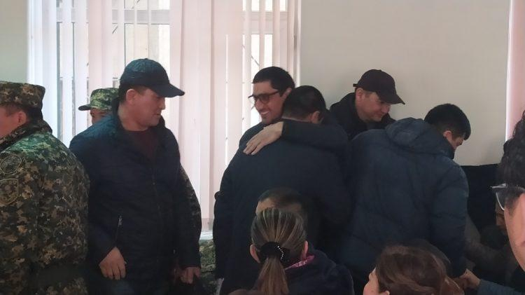 Экс-начальнику РЭО ЮКО Жаппарову отказали в апелляции 1