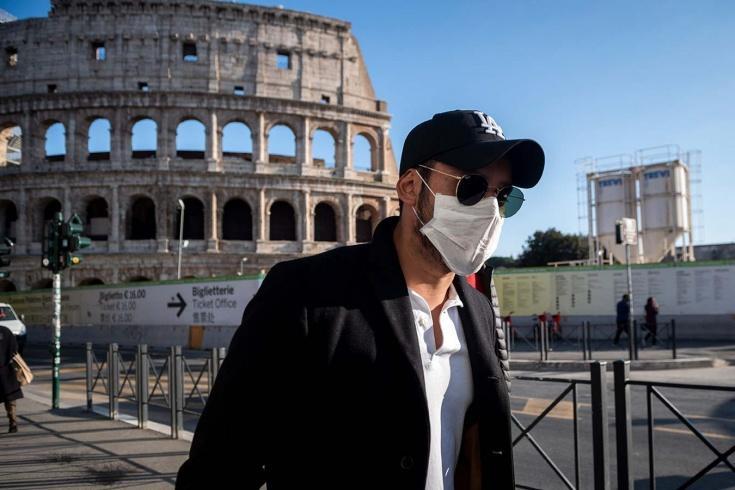 Число жертв нового коронавируса в Италии резко возросло