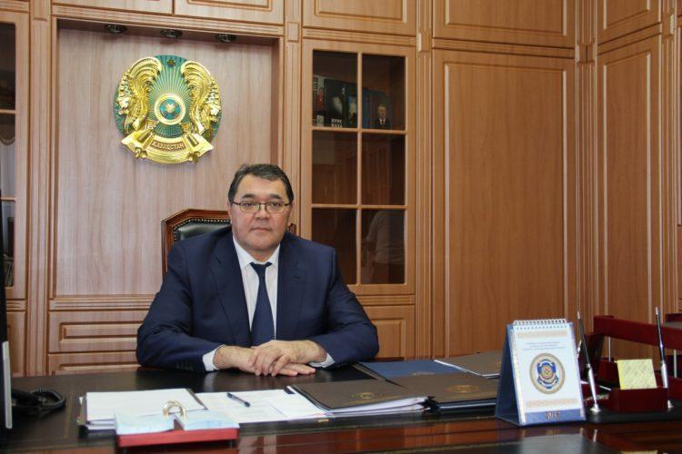 Назначен заместитель министра внутренних дел РК 1