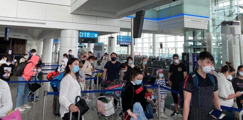 Около тысячи казахстанцев вернулись из Испании и ОАЭ благодаря дипломатам 1